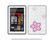 MATTE decal Skin skins sticker for Amazon Kindle Fire tablet  Matte Finish case cover MAT-KFire-754