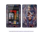 MATTE decal Skin skins sticker for Amazon Kindle Fire tablet  Matte Finish case cover MAT-KFire-663