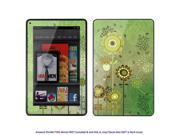 MATTE decal Skin skins sticker for Amazon Kindle Fire tablet  Matte Finish case cover MAT-KFire-199