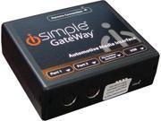 NEW PAC PXAMG UNIVERSAL IPOD/IPHONE & AUX AUDIO INPUT INTERFACE W/ HD RADIO 9SIA25V5S01686