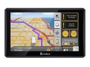 Cobra 8000 PRO HD 7-Inch Navigation GPS for Professional Drivers With Lifetime Map Updates and Lifetime Live Traffic - Assist w/ IFTA