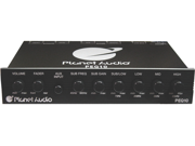 PLANET AUDIO PEQ10 Half-DIN 4-Band Graphic Equalizer