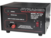 Pyramid PS12KX 10 amp 13.8 volt Power Supply