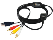 PAC ICPIOUSBAV iSimple High Speed iPod A / V Cable with USB - Pioneer AVICF & AVICX Radios 9SIV00C38E8867
