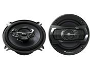"""New Pair Pioneer Car Speakers Ts-A1375r 300 Watt 5.25"""" Speakers 3-Way Car Audio"""