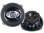 "New Pair Boss P554c 5.25"" 300W 4 Way Phantom Series Car Audio Speakers 5 1/4"""