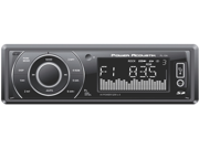 New Power Acoustik Pl10a In Dash Mp3 Usb Sd Aux Car Receiver Audio Stereo Pl-10A