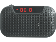 NEW NAXA NAS3032 PORTABLE SPEAKER WITH USB SD MMC INPUTS FM RADIO