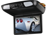 "New Boss Bv112mc 11.2"" Widescreen Overhead Monitor W/ Dvd Wireless Headphones"