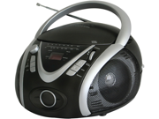 NEW NAXA NPB246 PORTABLE MP3 CD PLAYER WITH AM FM AND USB
