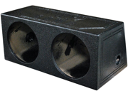 """New Q-Power Qbomb12s Dual 12"""" Seald Enclosure Qbomb"""