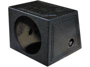 "New Q-Power Qbomb12ssingle Single 12"" Sealed Sealed Enclosure Qbomb"