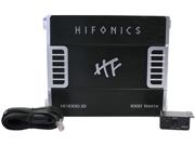 Hifonics HFi1000.1D 1000 Watt Class D Car Amp Amplifier Mono HFI1000D