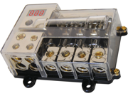 NEW AUDIOPIPE PDCP1414 POWER DISTRIBUTION AGU FUSE BLOCK