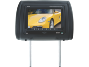 """SOUNDSTORM SH7CS 7"""" WIDESCREEN TFT SINGLE UNIVERSAL HEADREST MONITOR 3 COLOR OPTIONS (WITHOUT DVID PLAYER)"""