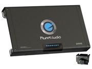 Planet Audio Ac2400.4 2400W 4 Channel Car Power Amplifier Amp Ac24004+Remote