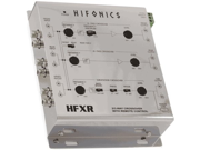 Hifonics Hfxr Active Crossover 2/4 Channel 2/3 Way W/ Remote Bass Control