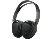 New Power Acoustik Hp900s Swivel Ear Pad 2 Channel Wireless Headphones Hp-900S