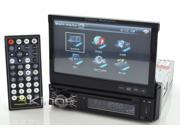 """New Power Acoustik Ptid-8920 7"""" Touch Screen Dvd Usb Aux Car Video Player Remote"""