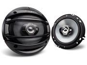 "New Pair Kenwood Kfc1394ps 3 Way 160W Car Audio Coaxial Speakers 5_"" Kfc-1394Ps"
