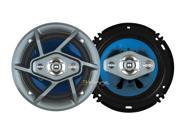 "New Pair Naxa Ncs768 6.5"" 800W 4 Way Car Audio Speaker 800 Watt"