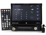 Dual Xdvd1175bt Car Audio Cd/Dvd Player Am/Fm Receiver Bluetooth Car Radio