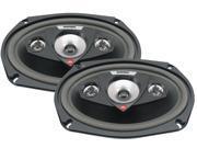 "New Pair Matrix Audio Rsx690 300 Watt 6X9"" Inch Car Speakers 4 Ohm Car Audio"