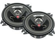 New Pair Matrix Audio Rsx420 100 Watt 4 Inch Speakers 2-Way 4 Ohm Car Audio