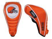 Cleveland Browns NFL Shaft Gripper Utility Golf Headcover -