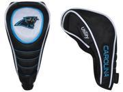 Carolina Panthers NFL Shaft Gripper Utility Golf Headcover -