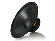 """10"""" Raw Subwoofer Technical Pro WF10.1 Stereo DJ PA Karaoke Woofer 750 Watts"""