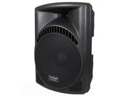 """Podium Pro PP1504CD1 900 Watts Band DJ PA Karaoke Active Powered 15"""" Loud Speaker with USB and SD Card Readers"""