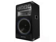 Technical Pro VRTX15 Passive DJ Speaker 1200 Watts New