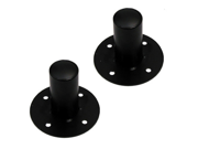 New Pair Speaker Cabinet Metal Stand Pole Mounts 1 1 2 TH5