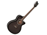 ESP Acoustic Electric Guitar AC-5E X-Tone LTD Black Sunburst New AC-5ESTBLKSB