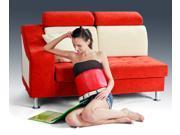 DURHERM Adjustable Slimming Infrared Belt Sauna Weight Lose Reduces Waist Size Abdomen Waist Treatment Detoxification