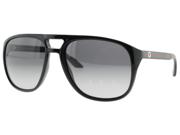 Gucci 1018/S Sunglasses (In Color-Shiny Black/gray gradient)