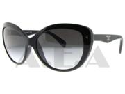 Prada SPR21N Sunglasses in color code 1AB3M1