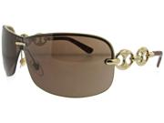 Gucci 2772S Sunglasses - (Gold / Dark Brown)
