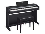 Yamaha Arius YDP142 88-Key Digital Piano - Black Walnut