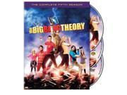 The Big Bang Theory: The Complete Fifth Season 5 9SIA12Z4K68032