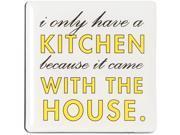 """Kitchen 3"""" Magnet"""