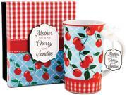 Mother 12 oz. Cherry Print Mug 9SIA16T3VV7485