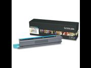 Lexmark C925H2CG High Yield Toner Cartridge - Cyan
