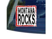 Montana Rocks Sticker - 5
