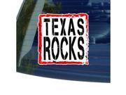Texas Rocks Sticker - 5
