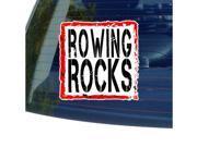 Rowing Rocks Sticker - 5