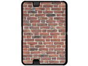Bricks Snap On Hard Protective Case for Amazon Kindle Fire HD 7in Tablet