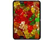 Gummy Gummi Candy Bears Snap On Hard Protective Case for Amazon Kindle Fire HD 7in Tablet