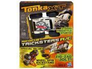 Tonka XT Ricochet Tricksters R/C Racer 2 Sided Freestyle Stunts Zig Zag Jolt